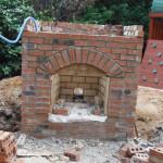 backyard design, Huntersville, NC