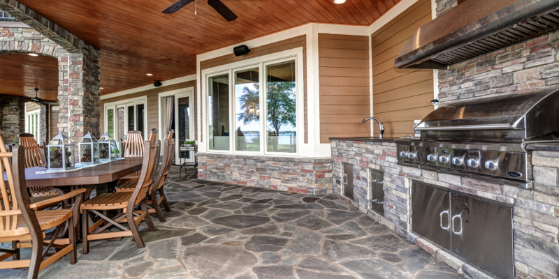 Outdoor Kitchens, Mooresville, NC