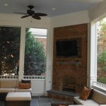 Screens, Backyard Design, Mooresville, NC