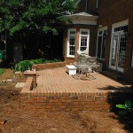 Patio Backyard Design, Mooresville, NC