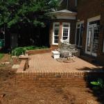 Patio Backyard Design, Mooresville, NC