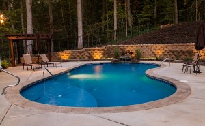 swimming pool contractor in Mooresville NC