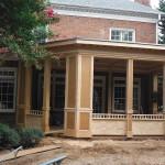 Backyard Design Porch, Mooresville, NC