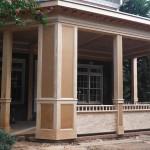 Porch 3 Backyard Design, Mooresville, NC