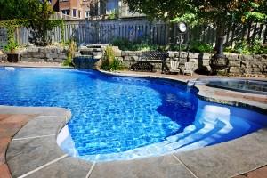 Swimming Pool Contractors, Lake Norman, NC
