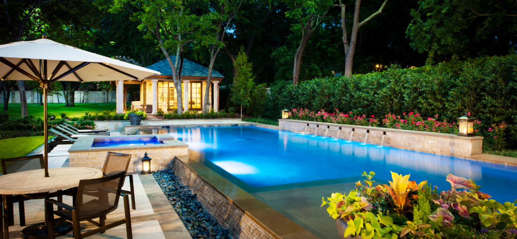We are pool builders in Mooresville, NC!