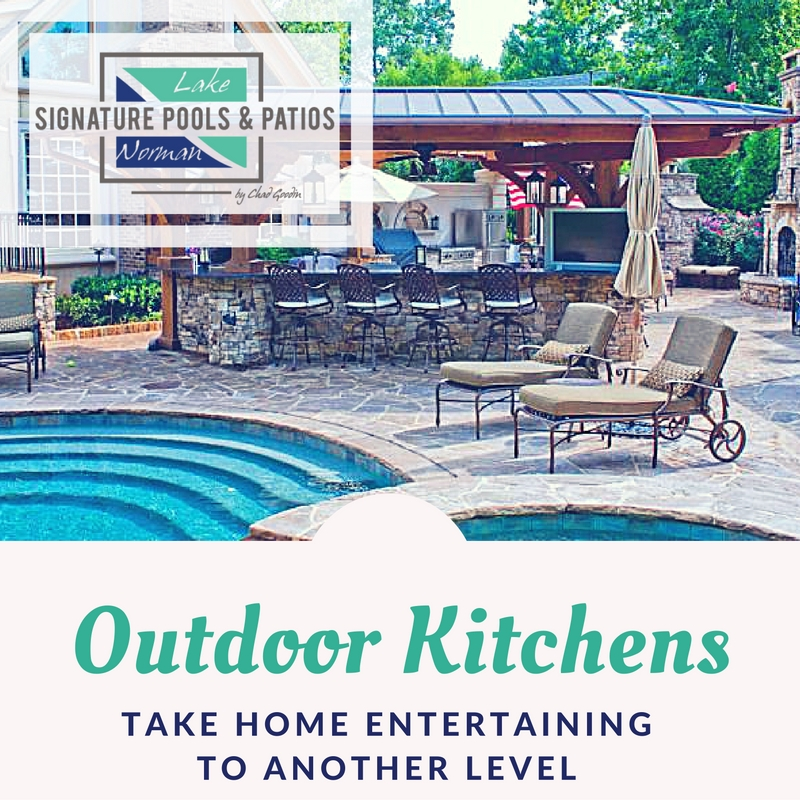 Outdoor Kitchens Take Home Entertaining to another Level