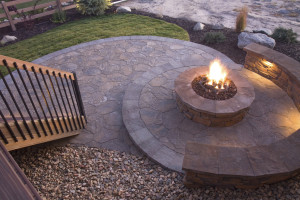Backyard Design in Mooresville, NC