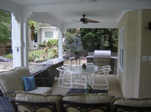 Outdoor Kitchens in Mooresville, NC