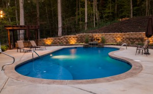 Swimming Pools, Huntersville, NC
