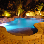 Swimming Pool Remodel, Mooresville, NC