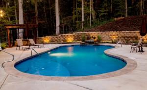 Swimming Pools, Lake Norman, NC