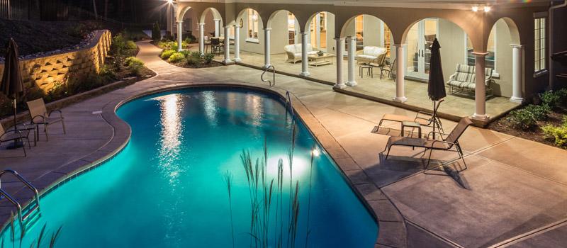 Swimming Pools in Davidson, North Carolina