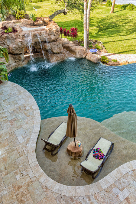 You Work Hard, but Custom Swimming Pools Let You Play Hard!