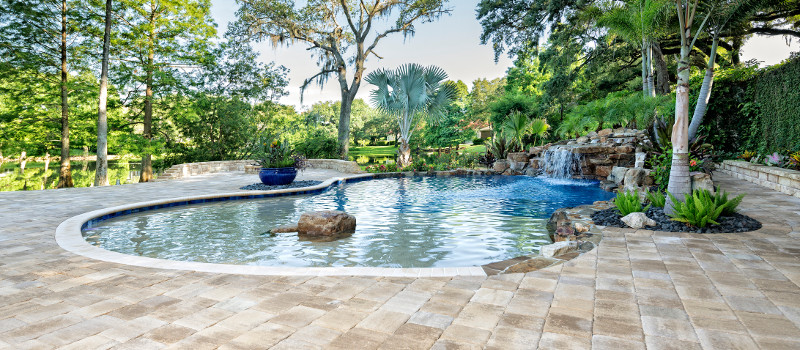 Excellent Backyard Design Transforms Your Staycation into a Vacation