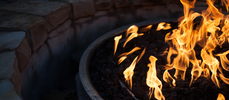 Transform Your Backyard Space with Beautiful, Cozy Fire Pits