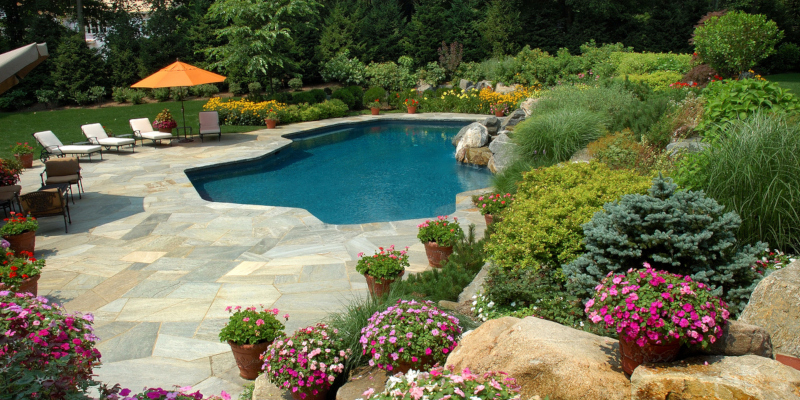 expert pool landscaping services