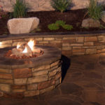 Fire Pit Paving in Lake Norman, North Carolina