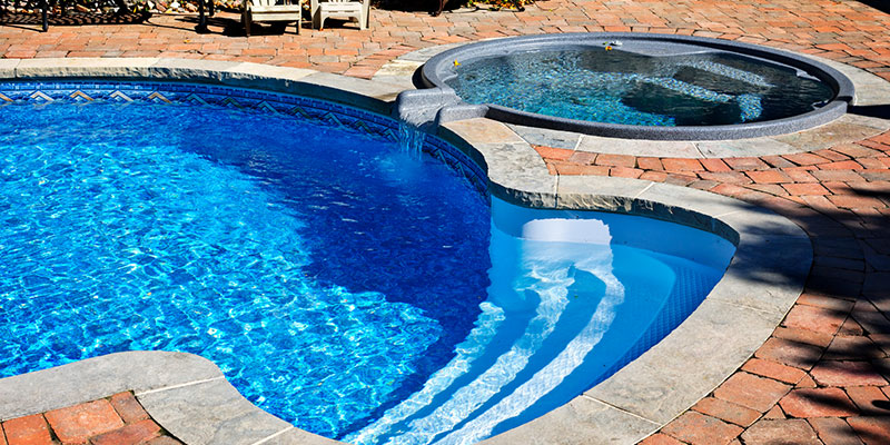 Our Swimming Pool Contractors Can Make Your Backyard Feel Like a Luxury Resort