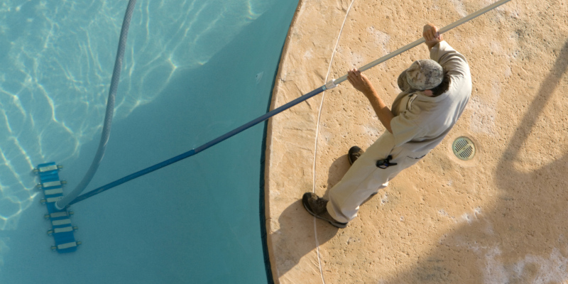 Swimming Pools:  How to Make Maintenance Less of a Chore